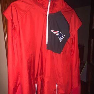 Nike Sideline New England Patriots jacket